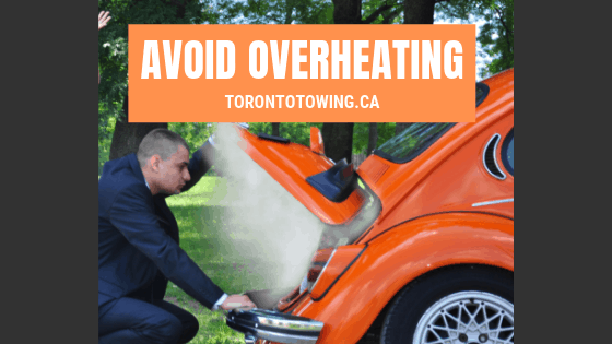 How To Avoid An Over Heated Car Engine This Summer