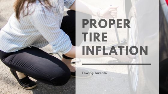Make Sure Your Tires Are Properly Inflated